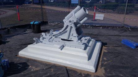 Cabravale Mortar