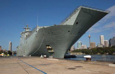 HMAS-Canberra